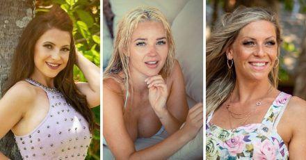 Temptation Island (8): Das sind die Verführerinnen Roxy, Sabrina & Sarah