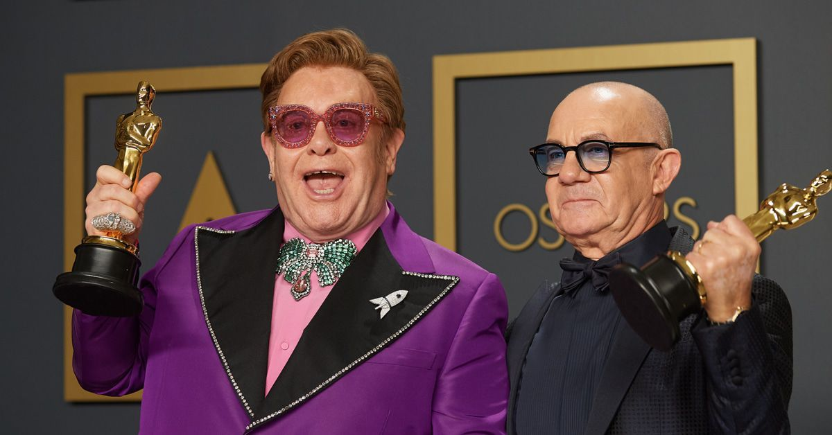 Elton John macht Party in Hollywood - die Kinder sind in Australien