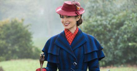 """Emily Blunt: Ihre Tochter schaut lieber Original """"Mary Poppins""""-Film"""