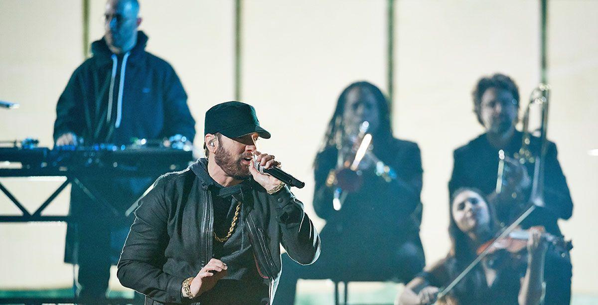 Eminem: Deshalb wartete er mit seinem Oscar-Auftritt 17 Jahre