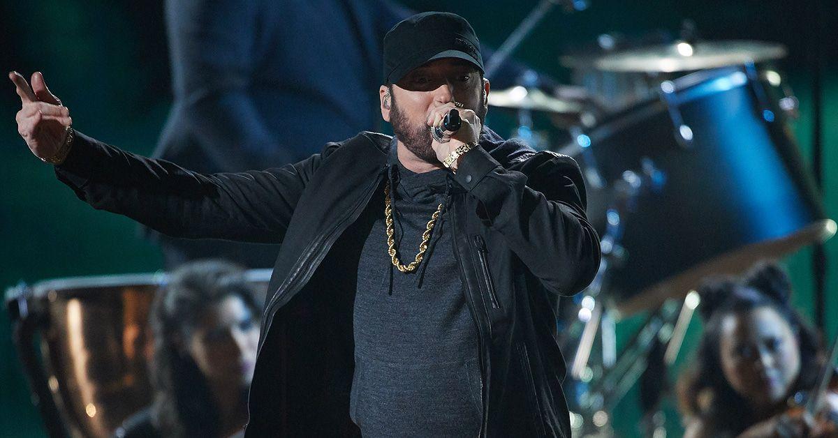 Eminem sorgt bei den Oscars für die Überraschung des Abends
