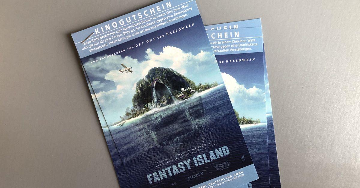 """""""Fantasy Island"""" startet im Kino. Jetzt Tickets gwinnen!"""