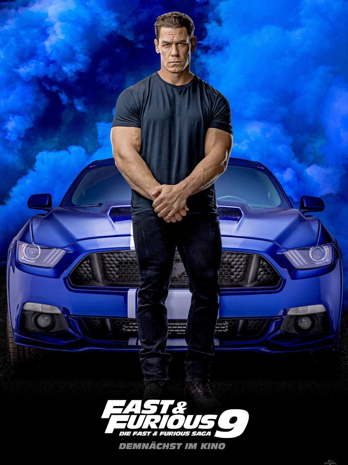 """John Cena: Wird er der nächste Bösewicht in """"Fast & Furious 9""""?"""