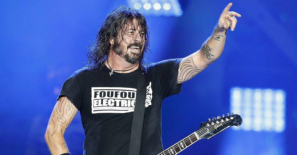 """Foo Fighters feiern sich mit neuer Doku: """"Verdammte Sch***e!!!"""" - klatsch-tratsch.de"""