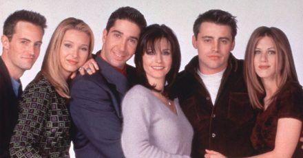 """Courteney Cox traf """"Friends""""-Co-Stars nach Serien-Aus nur zwei Mal"""