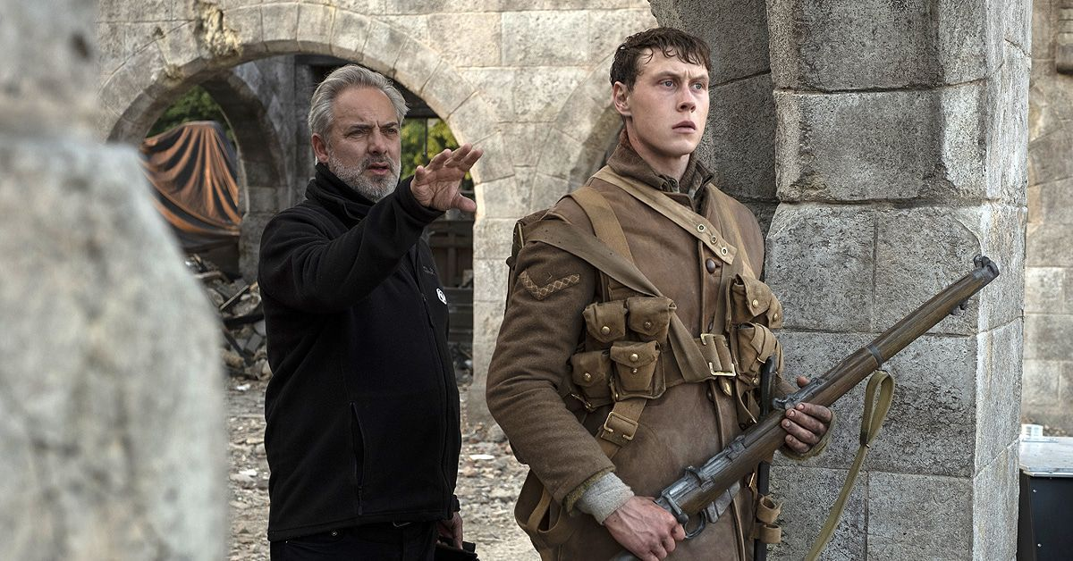 "George MacKay: Alles über den Star des Oscar-nominierten Dramas ""1917"""
