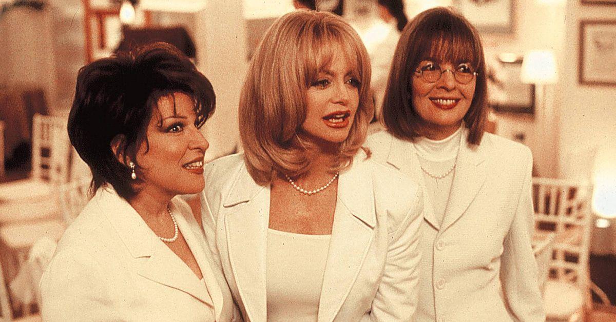 Superstar-Auflauf: Goldie Hawn, Bette Midler & Diane Keaton drehen Komödie