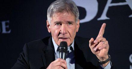 "Harrison Ford nennt Donald Trump einen ""Hurensohn"""