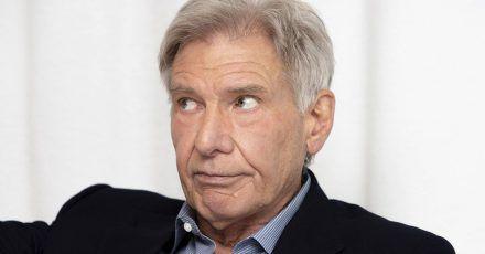 """Harrison Ford: Sein Leinwand-Erfolg war nur """"Glück"""""""