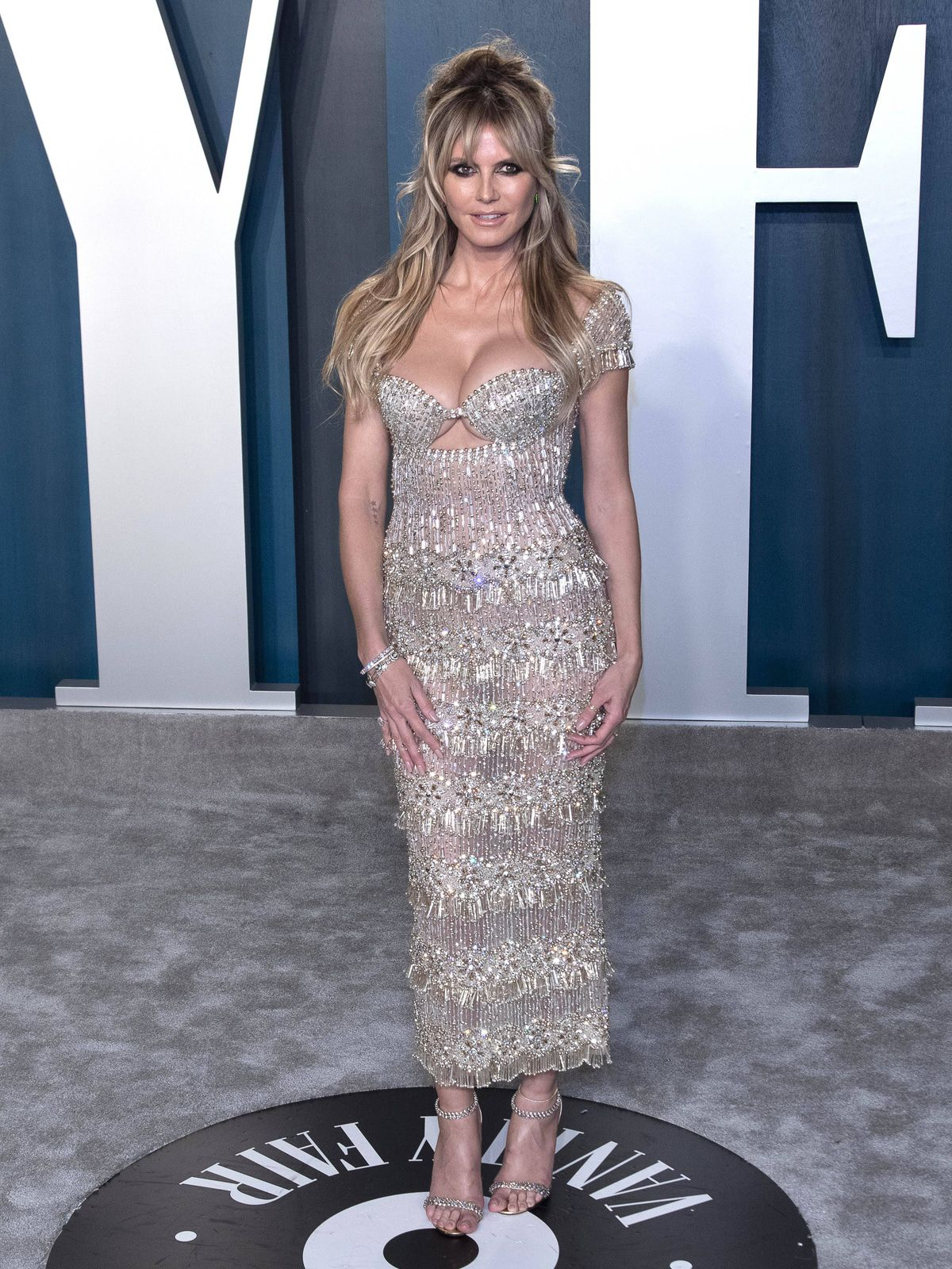 Best Dresses of the Day (856): Heidi Klum und Hailey Bieber