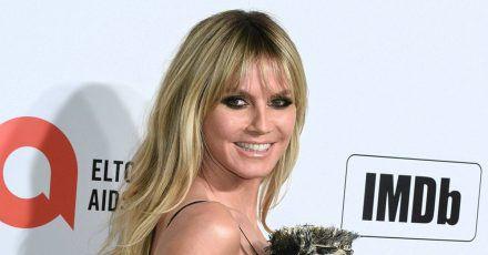 "Heidi Klum mit Sofia Vergara bei ""America's Got Talent"""
