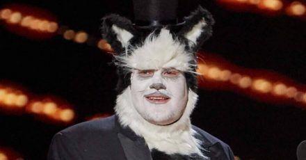 """James Corden hat am gefloppten """"Cats""""-Streifen jede Minute geliebt"""