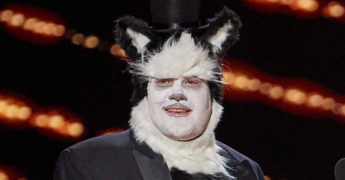 """James Corden hat am gefloppten """"Cats""""-Streifen jede Minute geliebt - klatsch-tratsch.de"""
