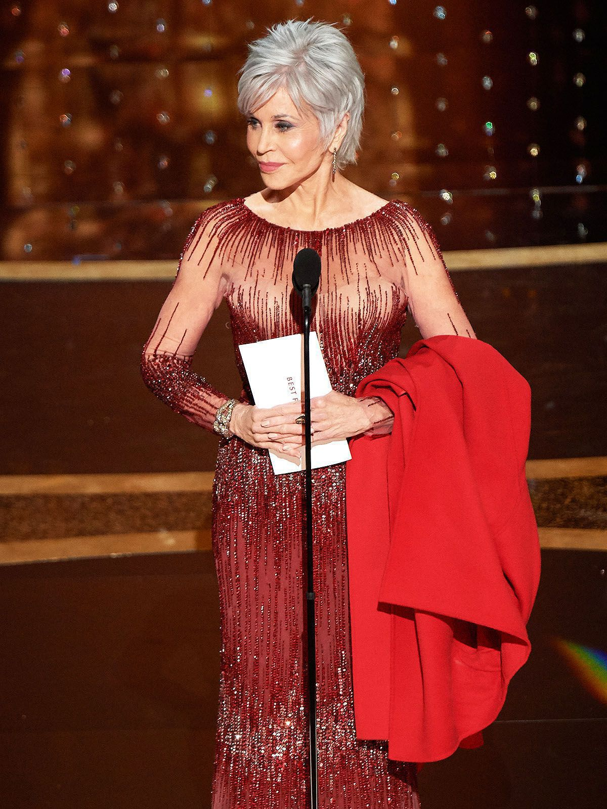 Jane Fonda: Was für eine Granate mit 82