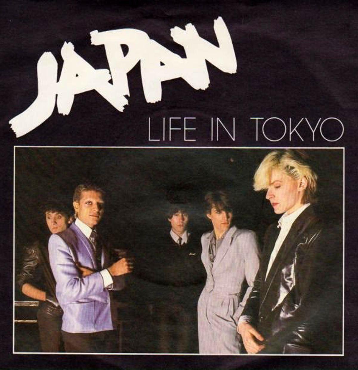 "Vergessene Songperlen (3): ""Life in Tokyo"" von Japan"