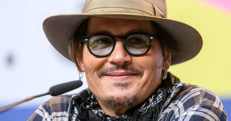 """Johnny Depp mit neuem Film """"Minamata"""" in Berlin"""