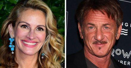 Julia Roberts und Sean Penn drehen Serie über Watergate-Skandal