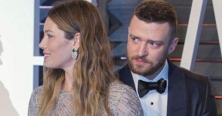 Justin Timberlake und Jessica Biel streiten nicht vor ihrem Sohn