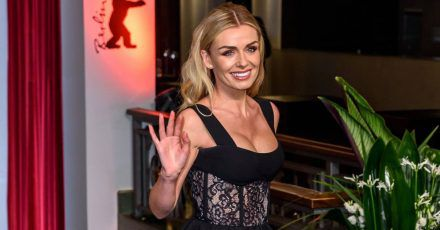 Best Dresses of the Day (861): Katherine Jenkins und Lena Meyer-Landrut
