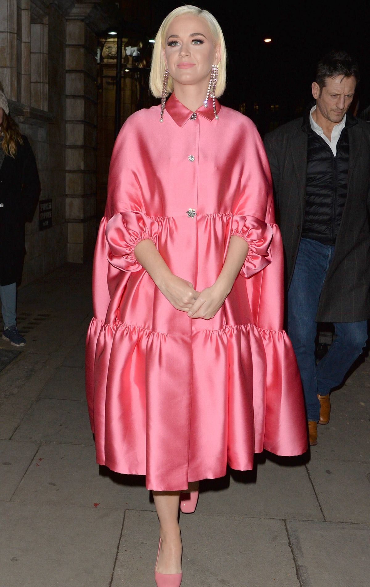 Worst Dress of the Day (853): Katy Perry zeigt sich im No-Go