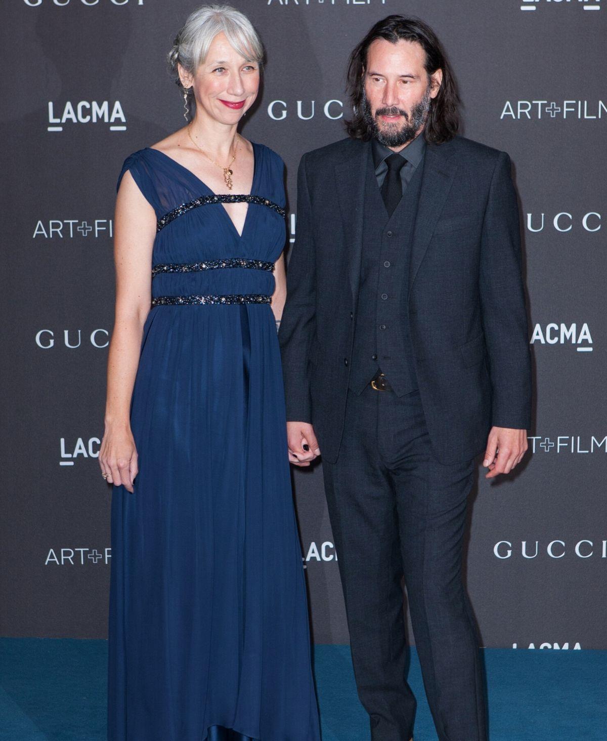 Keanu Reeves und Freundin Alexandra sind schon länger zusammen als gedacht