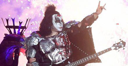Kiss: Verkünden sie hier ihre Auflösung?