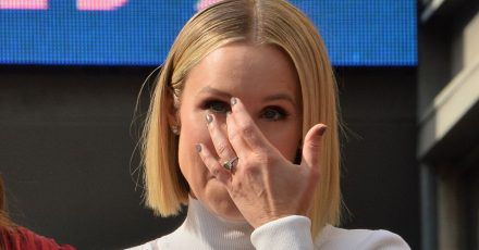 Kristen Bell: Tochter hat sich die Haare mit Vaseline versaut!