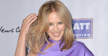 Kylie Minogue ist wieder im Studio