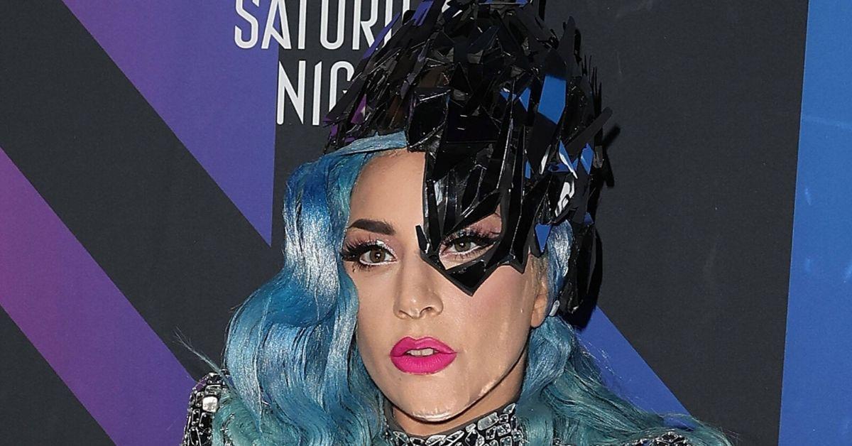 Lady Gaga zeigt hier ihren Neuen