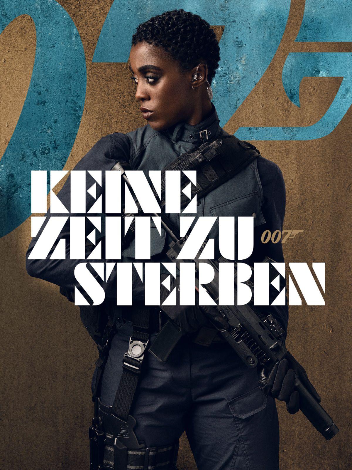 """Lashana Lynch über ihre Rolle in """"James Bond - Keine Zeit zu sterben"""""""