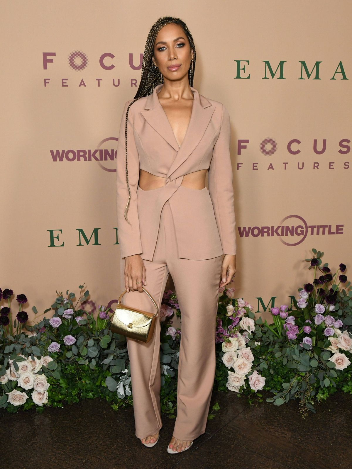 Best Dress of the Day (858): Leona Lewis strahlt in Rosa