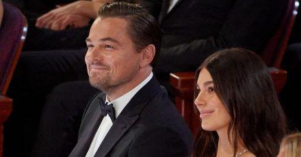 Leonardo DiCaprio nach 15 Jahren endlich mit (s)einer Frau bei den Oscars