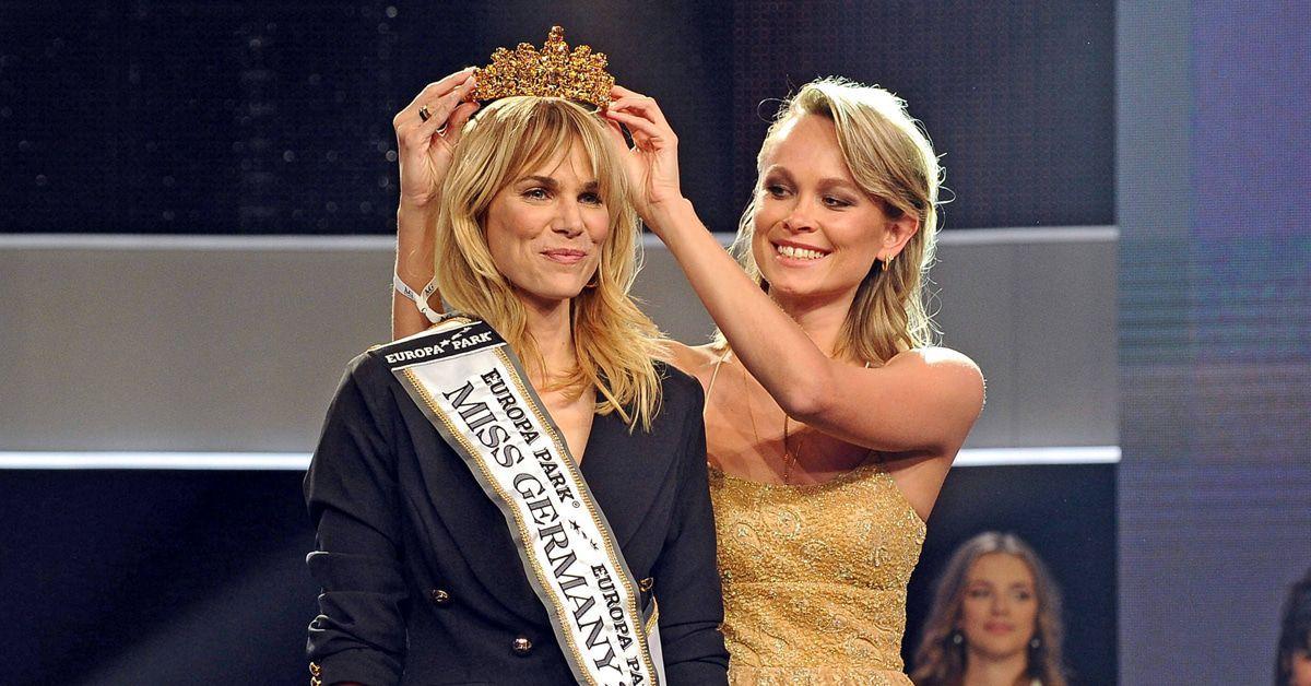 Leonie Von Hase Miss Germany