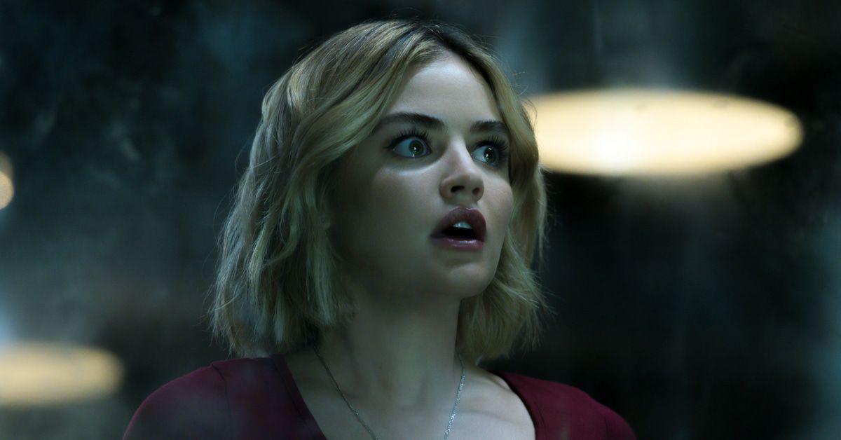 """Lucy Hale: Der Star aus """"Fantasy Island"""" im Interview"""