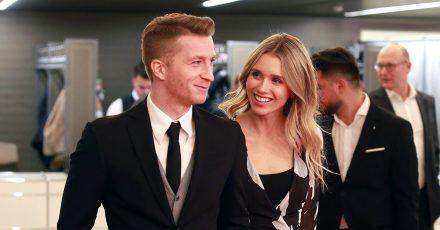 Marco Reus: Die Gattin hält ihre Ehe für rosarot