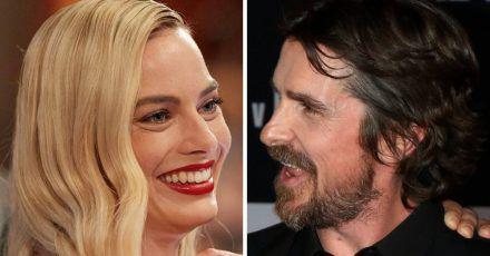 Margot Robbie und Christian Bale drehen zusammen diesen Film
