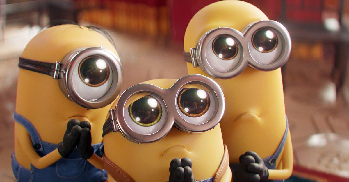 Minions: Die gelben Chaoten kehren zurück - der erste Trailer