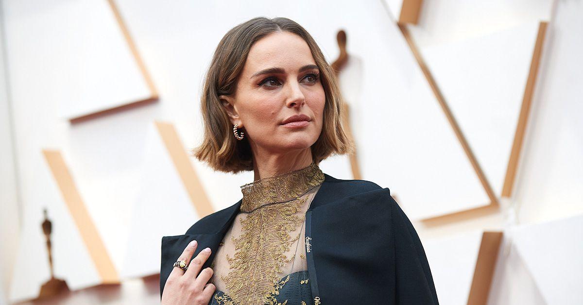 Mantel mit versteckter Botschaft: Natalie Portmans stille Kritik an den Oscars