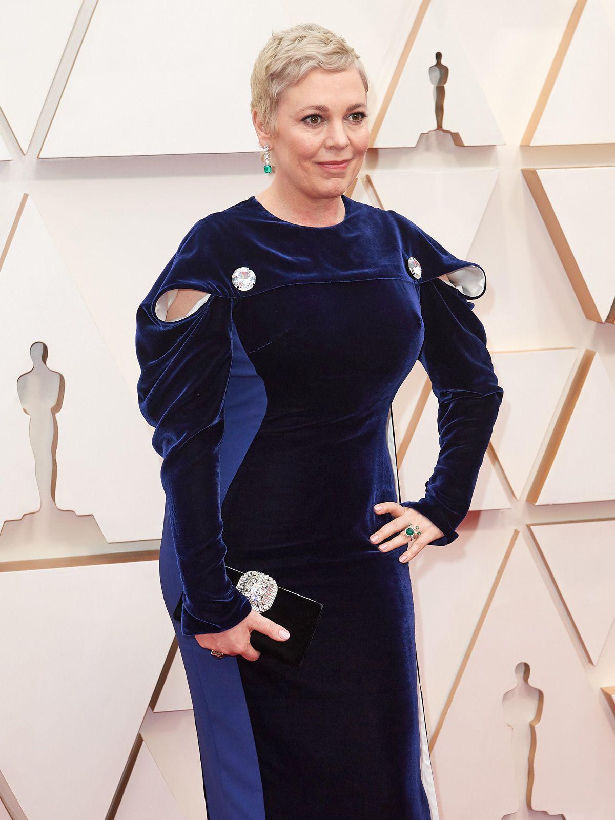 Oscars: Olivia Colman erklärt ihren blonden Last-Minute-Look