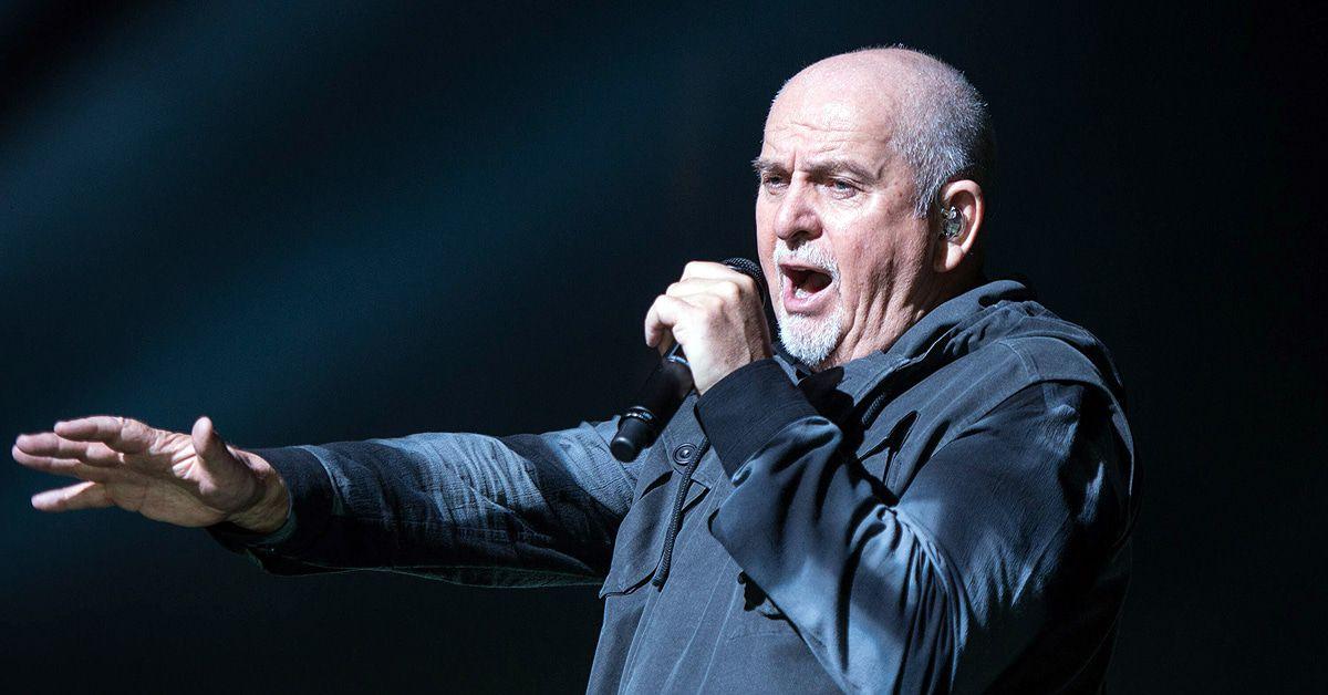 Popikone Peter Gabriel wird 70: Hoch soll er leben!