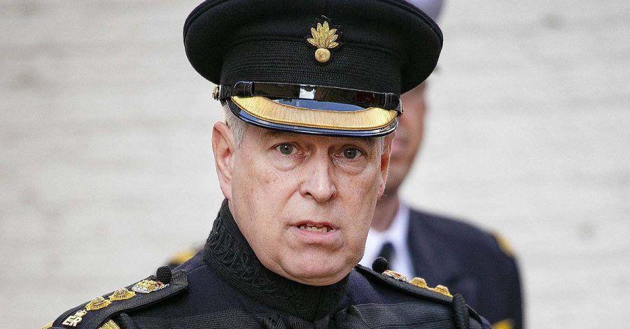 Prinz Andrew sollte zum Admiral befördert werden. Und nun?