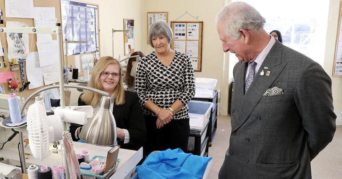 Prince Charles: Diese Frau hat alle Maße des Thronfolgers