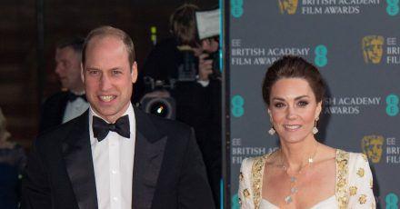 Prinz William und Kate planen eine Reise ins Land des Feuers