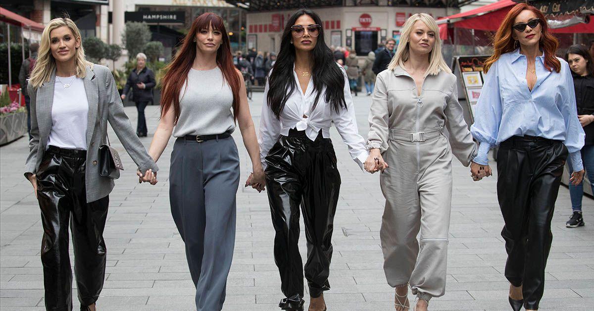 Pussycat Dolls in London: Hier sind die ersten Bilder