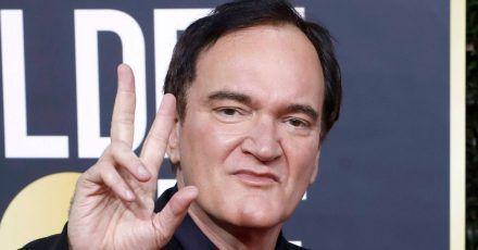 Quentin Tarantino: Das mit dem letzten Film kann noch dauern