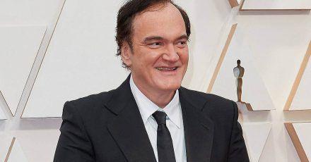 Quentin Tarantino (56) ist zum ersten Mal Papa geworden