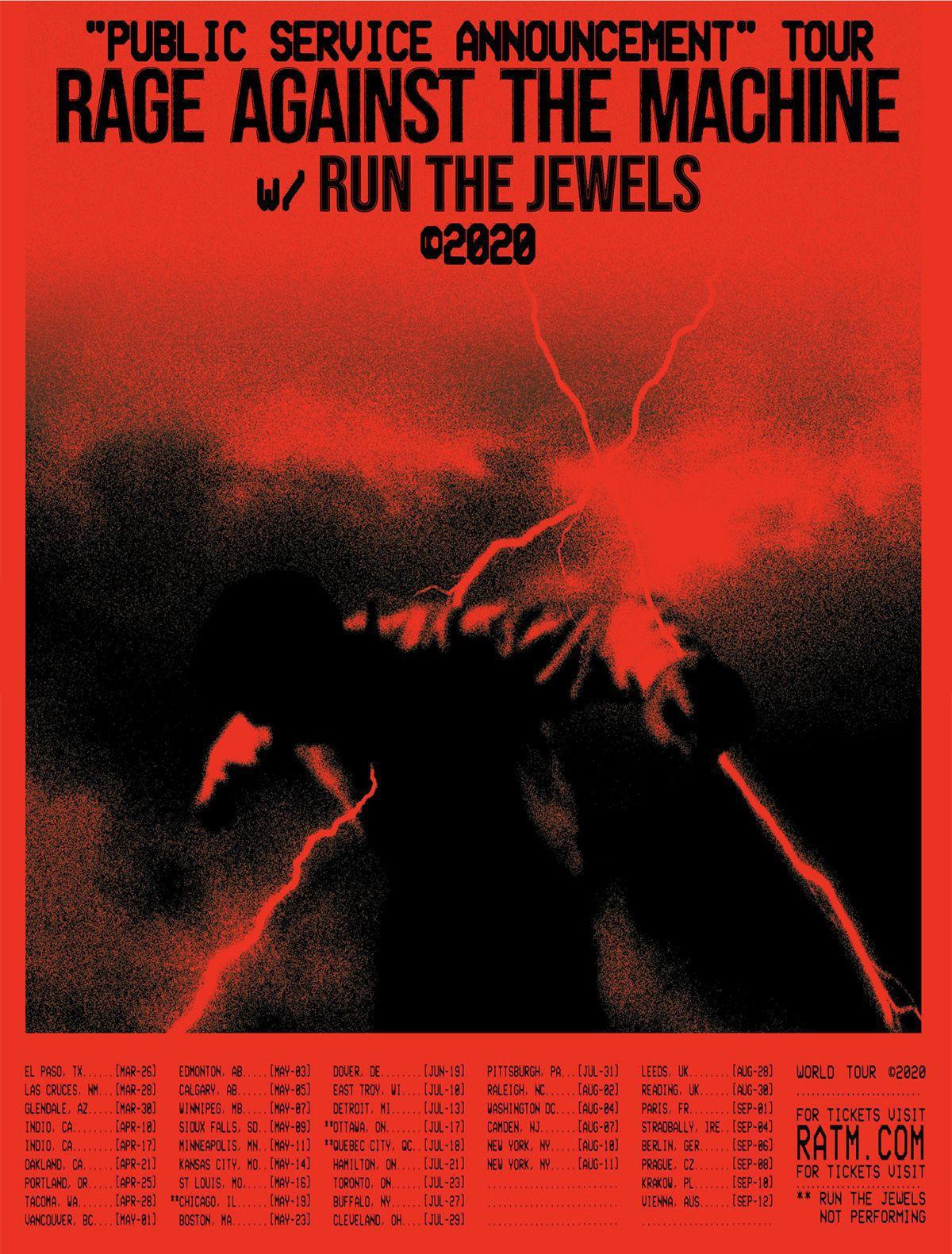 Rage Against the Machine melden sich nach 9 Jahren zurück