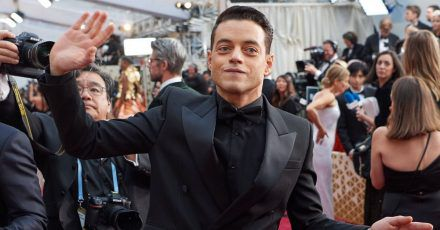 """Rami Malek: """"Ich darf nicht wirklich über meinen Bond-Charakter sprechen"""""""
