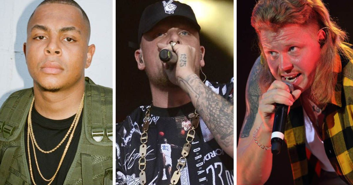 Diese Rapper mischen die Charts der Woche so richtig auf - klatsch-tratsch.de