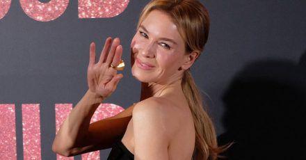 """Renée Zellweger: """"Vielleicht war es in der Dusche eine gute Idee ..."""""""